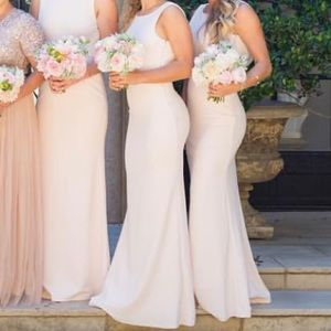 BRAND NEW W/Tags Blush Pink Formal / bridesmaids